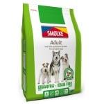 Smolke hond adult graanvrij (12 KG)