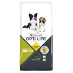 Opti life adult medium (12,5 KG)