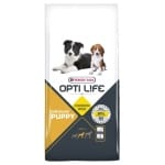 Opti life puppy medium (12,5 KG)