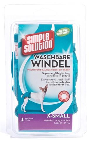 Simple solution luier wasbaar (XS 25-35 CM)