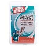 Simple solution luier wasbaar (LARGE 45-68 CM)