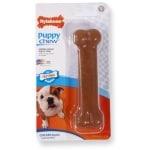 Nylabone puppy chew kipsmaak (TOT 16 KG)
