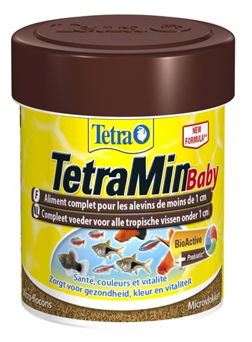 Tetramin baby bio active (66 ML)
