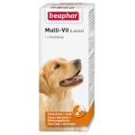 Beaphar multi-vit laveta + carnitine hond (50 ML)