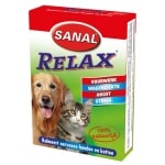 Sanal dog/cat relax kalmeringstablet (15 TABLETTEN)