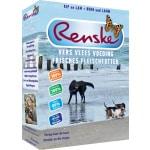 Renske vers vlees voeding hond vakantie (395 GR)