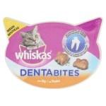 Whiskas dentabites (8X40 GR)