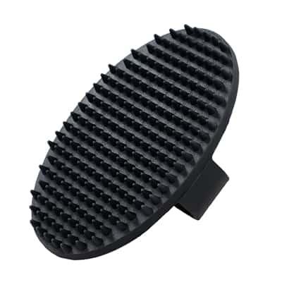 Borstel rubber (12,5X8X4 CM)