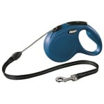 Flexi rollijn classic cord blauw (M 5 MTR)