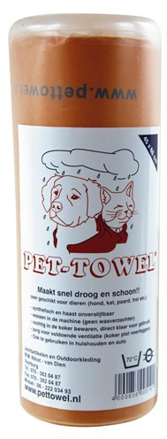 Pet-towel assorti