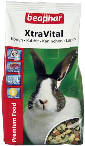 Xtravital konijn (2,5 KG)