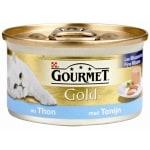Gourmet gold fijne mousse tonijn (24X85 GR)