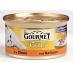 Gourmet gold fijne mousse kalkoen (24X85 GR)
