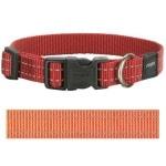 Rogz for dogs snake halsband oranje (16 MMX26-40 CM)