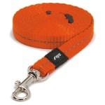 Rogz for dogs nitelife lijn oranje (11 MMX1,8 MTR)