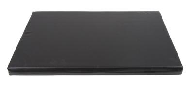 Bia bed matras ligbed zwart (BIA-73M 118X73X5 CM)