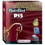 Nutribird p15 original onderhoudsvoeder (4KG)