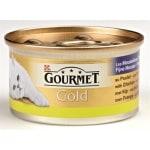 Gourmet gold fijne mousse kip (24X85 GR)