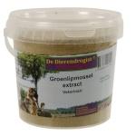 Dierendrogist groenlipmossel extract veterinair (500 GR)
