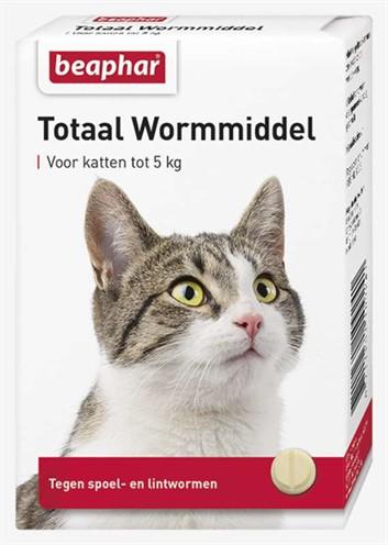 Beaphar wormtablet kat (10 STUKS)