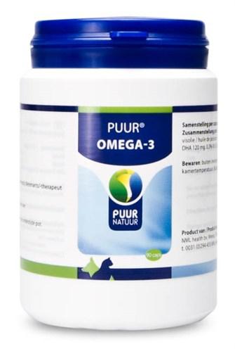 Puur omega-3 (90 CAPSULES)