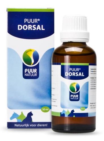 Puur dorsal (rug)