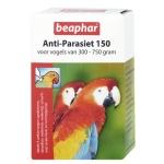 Beaphar anti-parasiet 150  vogel (300-750gr) (2 PIP)