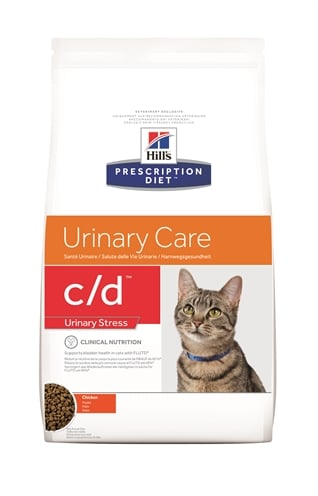 Hill's feline c/d urinary stress (4 KG)