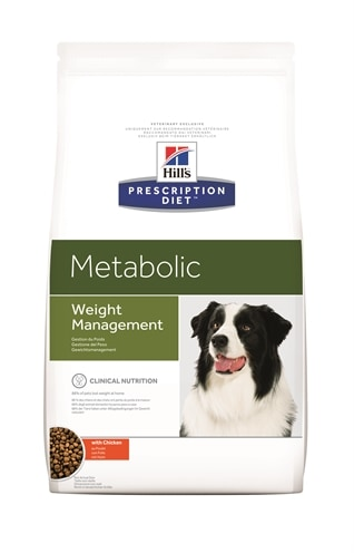 Hill's canine metabolic