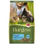 Burgess excel rabbit junior & dwergkonijn (2 KG)
