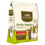 Burgess country value fruity nuggets rabbit (1,5 KG)