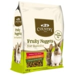 Burgess country value fruity nuggets rabbit (10 KG)