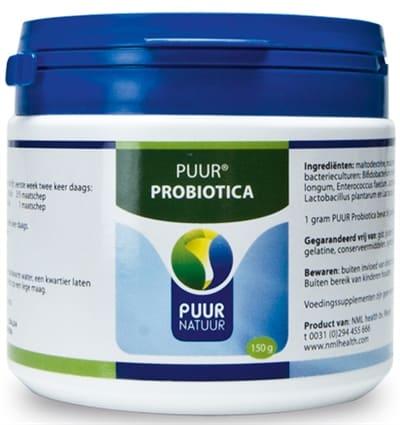 Puur natuur probiotica