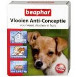 Beaphar vlooien anticonceptie (KLEINE HOND 2,6-6,7 KG)