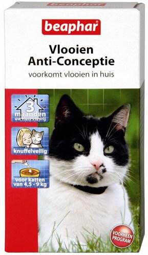 Beaphar vlooien anti-conceptie kat (VANAF 4,5 KG)