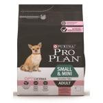 Pro plan dog adult small/mini sensitive skin zalm (3 KG)