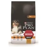 Pro plan dog adult medium kip/rijst (14 KG)