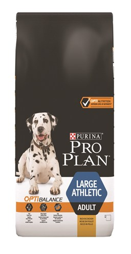 Pro plan dog adult large breed athletic