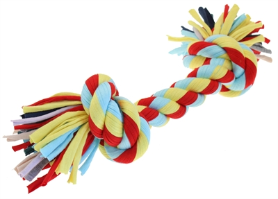 Twist-tee 2 knoop tugger