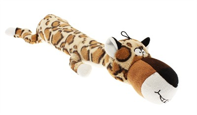 Multipet safari squeaker luipaard