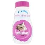 Whiskas catmilk flesje (15X200 ML)
