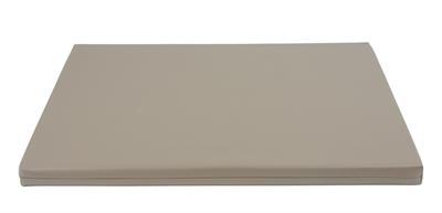 Bia bed matras ligbed taupe (BIA-73M 118X73X5 CM)