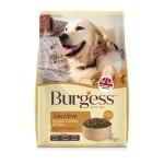 Burgess dog sensitive kalkoen / rijst (2 KG)