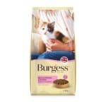 Burgess kitten rijk aan kip (1,5 KG)