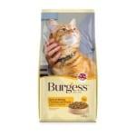 Burgess cat adult rijk aan kip en eend (1,5 KG)