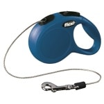 Flexi rollijn classic cord blauw (XS 3 MTR)