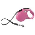 Flexi rollijn classic tape roze (S 5 MTR)