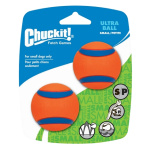 Chuckit ultra bal (SMALL 5 CM 2-PACK)