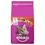 Whiskas droog adult rund (3,8 KG)