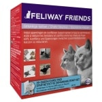 Feliway friends startset verdamper + vulling (48 ML)